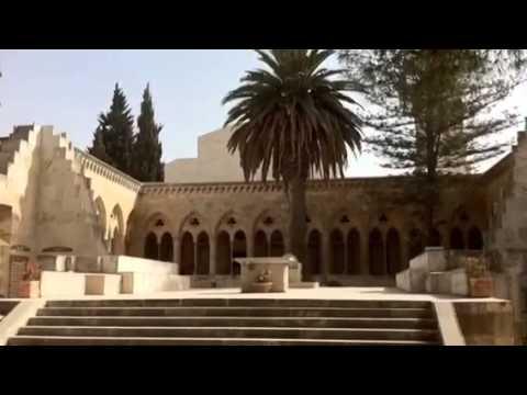 Madonna Day 6 Gethsemane