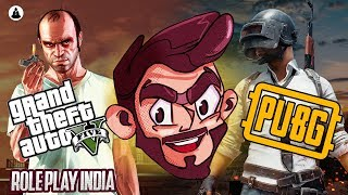 PUBG Mobile PC and GTA 5 RP with Mackle New UPDATE