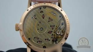 Швейцарские часы A. Lange and Sohne Little Lange 1 Soiree. Часовщик - ремонт швейцарских часов.(, 2014-04-02T10:46:48.000Z)