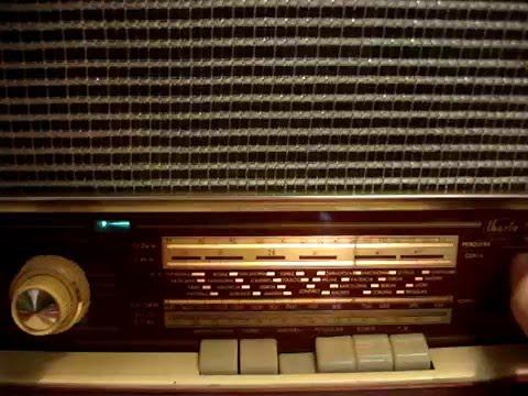 RADIO IBERIA FM-3073 FUNCIONANDO