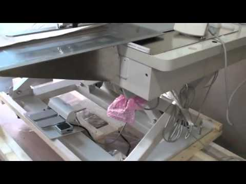 Juki AMS40E Programmable Sewing Machine YouTube Awesome Juki Ams224e Programmable Sewing Machine