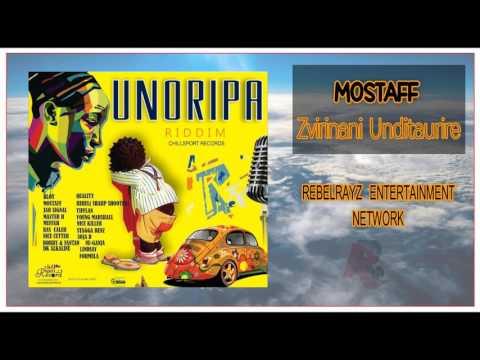 Mostaff - Zvirinani Unditaurire (Official Audio)