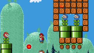 Bowser's Valley (Smw Hack) - Part 10