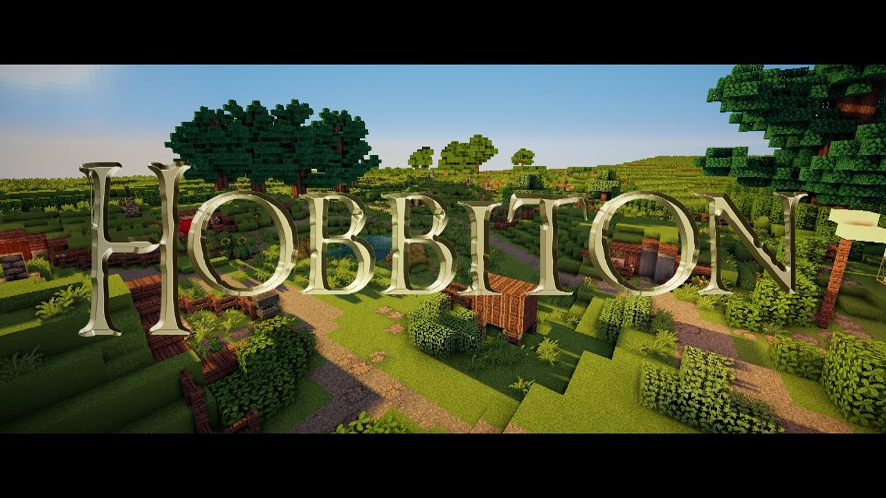 Hobbiton in minecraft official video download link the middle hobbiton in minecraft official video download link the middle earth project update 03 youtube gumiabroncs Choice Image
