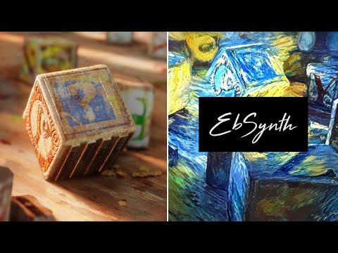 EbSynth Tutorial -  Mind-blowing Style Transfer App