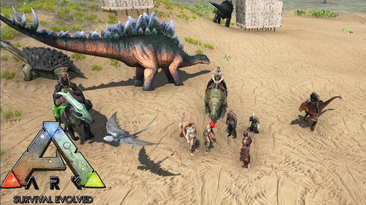 ark how to delete tribes