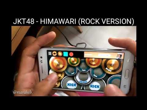 JKT48 - Himawari cover real drum by Robintara