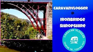 Ironbridge Shropshire Caravan Holiday