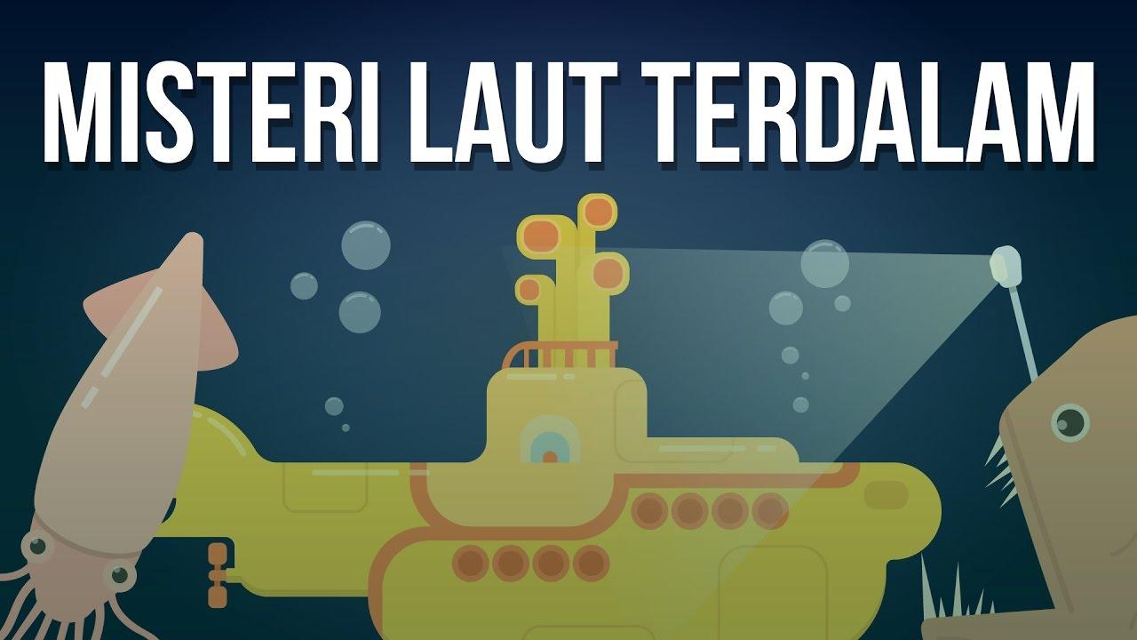 Misteri Apa yang Ada di Laut Terdalam?