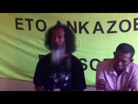 Ankazobe Alasora Poizinina ny ranon'Antananarivo