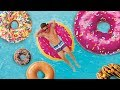 Donuts on a Rest Day!? Flexible Dieting Full Day of Eating