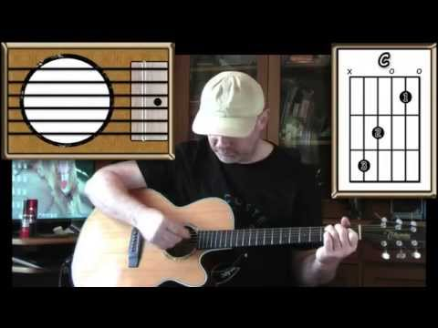 Where Do You Go To My Lovely - Peter Sarstedt - Acoustic Guitar ...