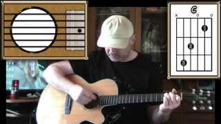 Where Do You Go To My Lovely - Peter Sarstedt - Acoustic Guitar Lesson (easy-ish)