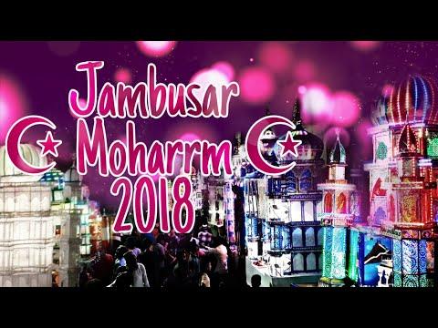 Jambusar ☪️ Muharram ☪️ 2018 Official.... 👉🏻 By Ayazuddin.S  Part : 01