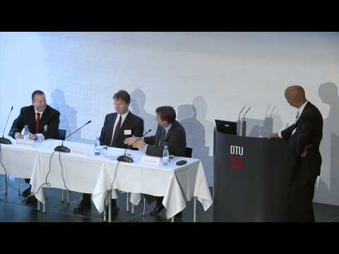 Panel Discussion, Moderated by Claus Hviid Christensen