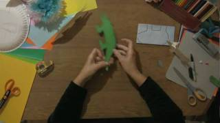 Paper Craft Projects : How to Make Paper Animals