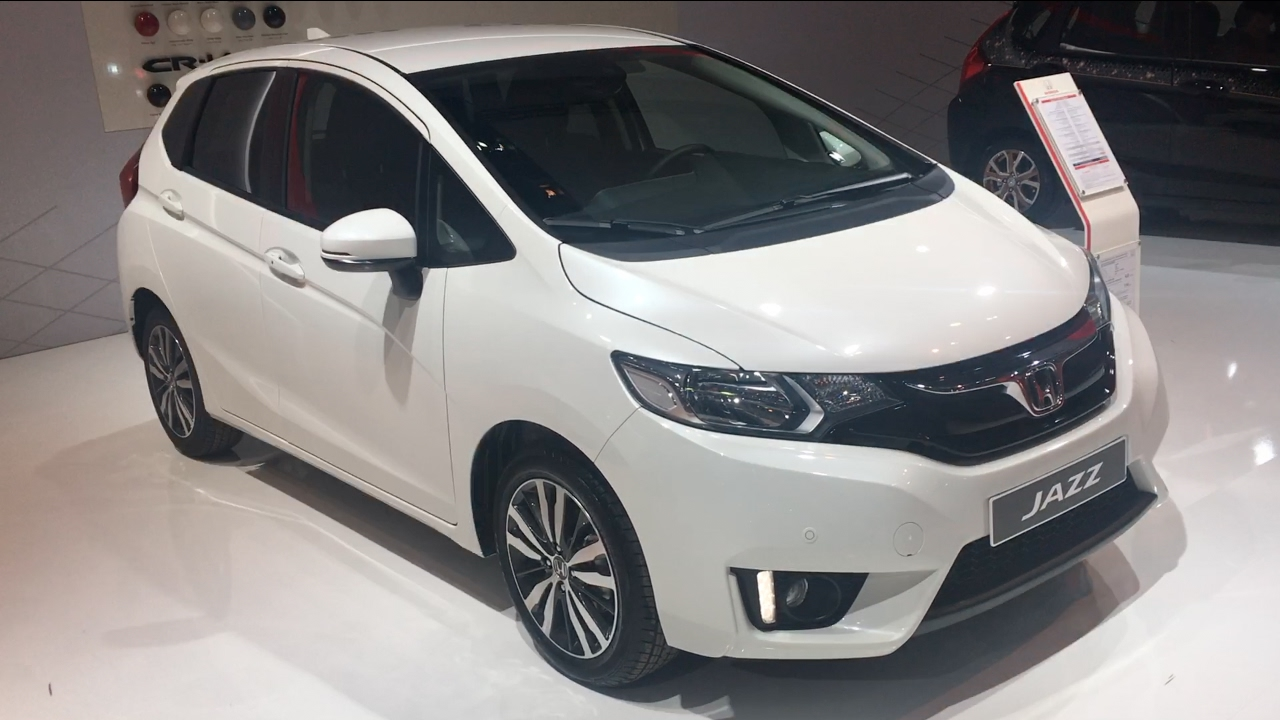 Honda Jazz 2017 In Detail Review Walkaround Interior Exterior