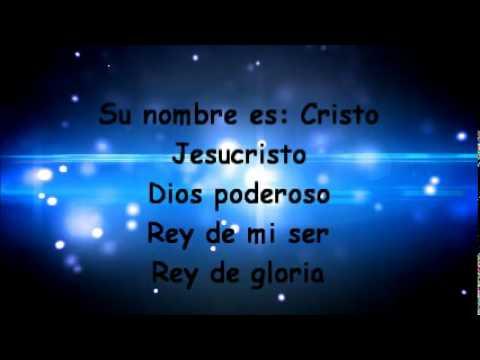 Rey de Gloria - Marcos barrientos con letra