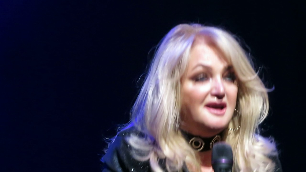 Bonnie Tyler - Total Eclipse Of The Heart (live in ...