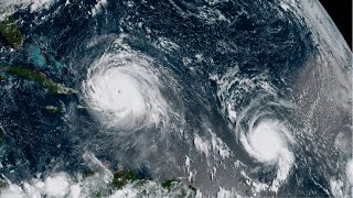 Hurricane Jose, a major Category 4 storm, is moving through the Caribbean with 130-mph winds