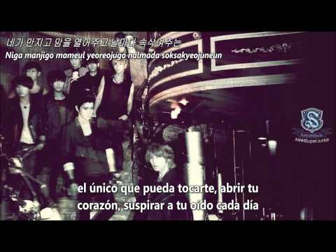 My Only Girl - Super Junior SUB ESPAÑOL+HAN+ROM