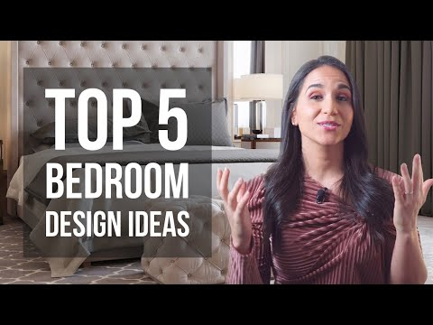 Top 5 Bedroom Interior Design Ideas and Tips