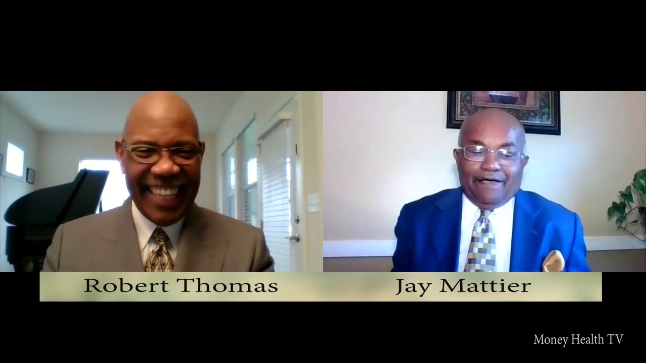 MONEY HEALTH TV - Meet Jay Mattier and Robert Thomas