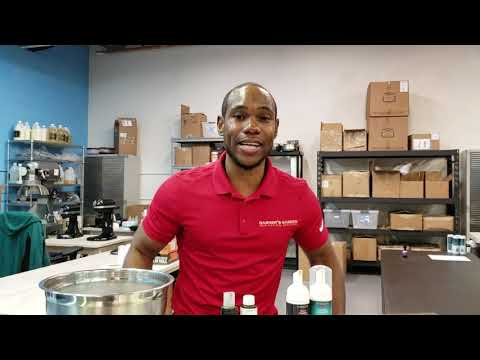 Glenn Cosby - Black Owned Company offering Fluoride Free Dental Products