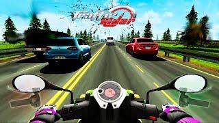 Баг в Traffic Rider