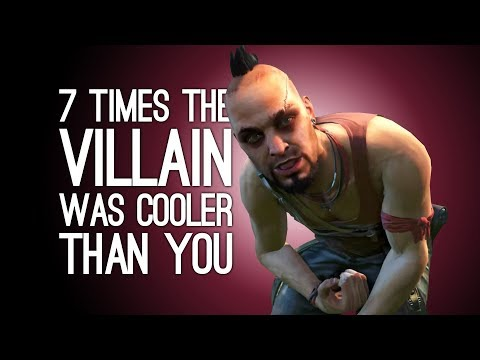 7 Villains Who Were a Lot Cooler Than You, Unfortunately