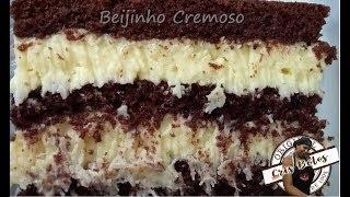 Bolo Beijinho Cremoso – Irresistível