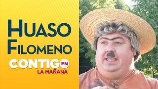 Funan en pleno show a Huaso Filomeno en Festival de Chillán - Contigo en la Mañana