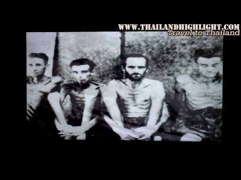 Hellfire Pass Story 's Video Hellfire Pass Tour from Bangkok Thailand