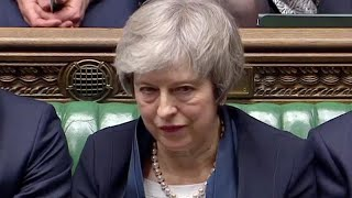 May's Brexit deal is crushed by MPs - what happens next