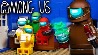 LEGO Among Us Film / Stop Motion, Animation