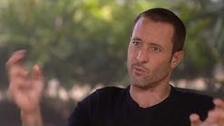 Directing with Alex O'Loughlin
