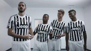 Juventus e Samsung, eroi senza paura...