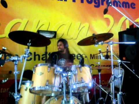 fossils band drummer