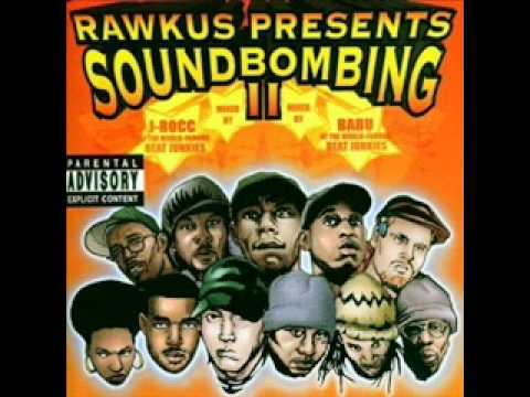 SoundBombing II (Dj J-Rocc & Babu) - Tracks 2 & 3