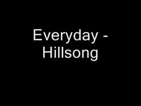 Everyday worship song lyrics