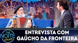 Entrevista com Gaúcho da Fronteira | The Noite (19/09/18)
