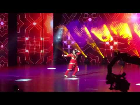 Kala Chashma—INDIA ROCKS on Gala Night 2018 of Tsinghua University, Beijing, China.