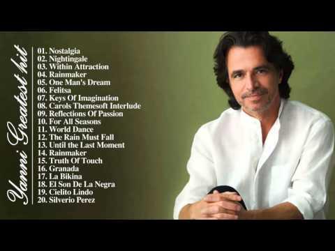 Yanni Greatest Hits