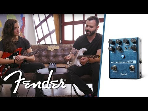 The Full Moon Distortion | Effects Pedals | Fender