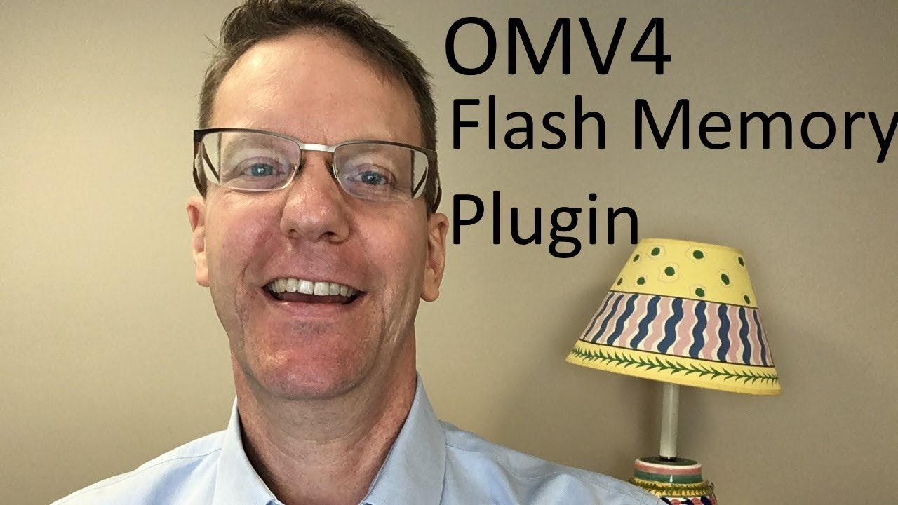 Install and Configure Flash Memory Plugin for Openmediavault