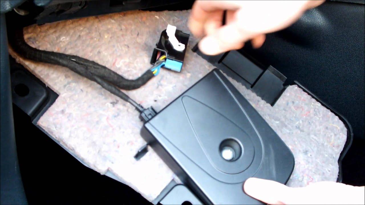 Mustang Radio Wiring Diagram Ford Fiesta Mk7 2008 Present Bluetooth Usb Module