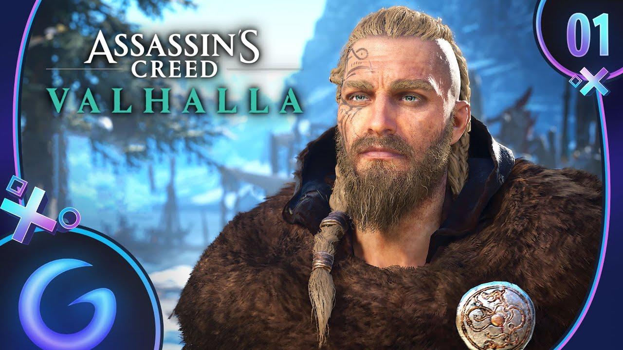 Download ASSASSIN'S CREED VALHALLA FR #1