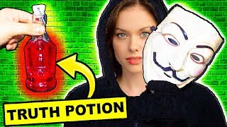 PROJECT ZORGO DRINKS TRUTH POTION & EXPOSES DOOMSDAY DATE PLANS OF PROJECT ZORGO