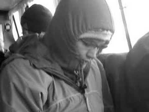 Niamh Connolly asleep again in Ushuaia
