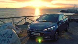 Первый тест драйв Hyundai i20